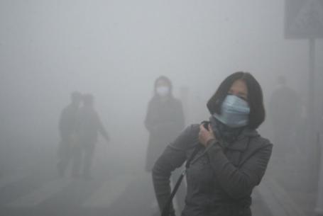 PM2.5の発生源にホルムアルデヒドの反応物質